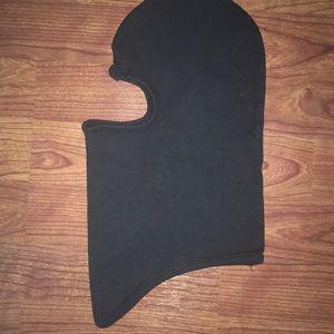 Other - Black Cotton Face Ski Mask